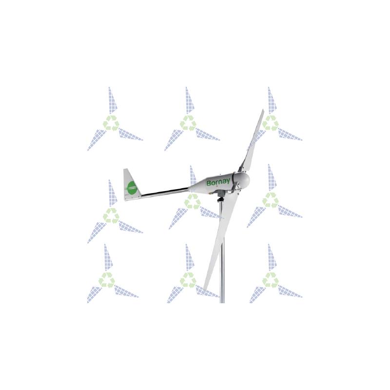 AEROGENERADOR BORNAY 3000W 24, 48V
