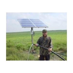 Bombeo de Agua con Energ�a Solar